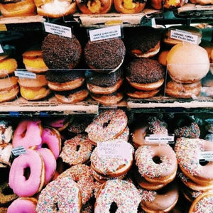 14 Pics of Donuts That Prove They Rule All Sweets