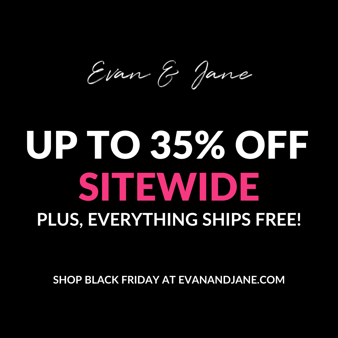 Black Friday Up to 35% Off Sitewide