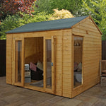 10 x 8 Vermont Summerhouse - Barewood Buildings
