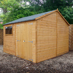 10x10 - Premium Reverse Apex Shiplap T&G Workshop