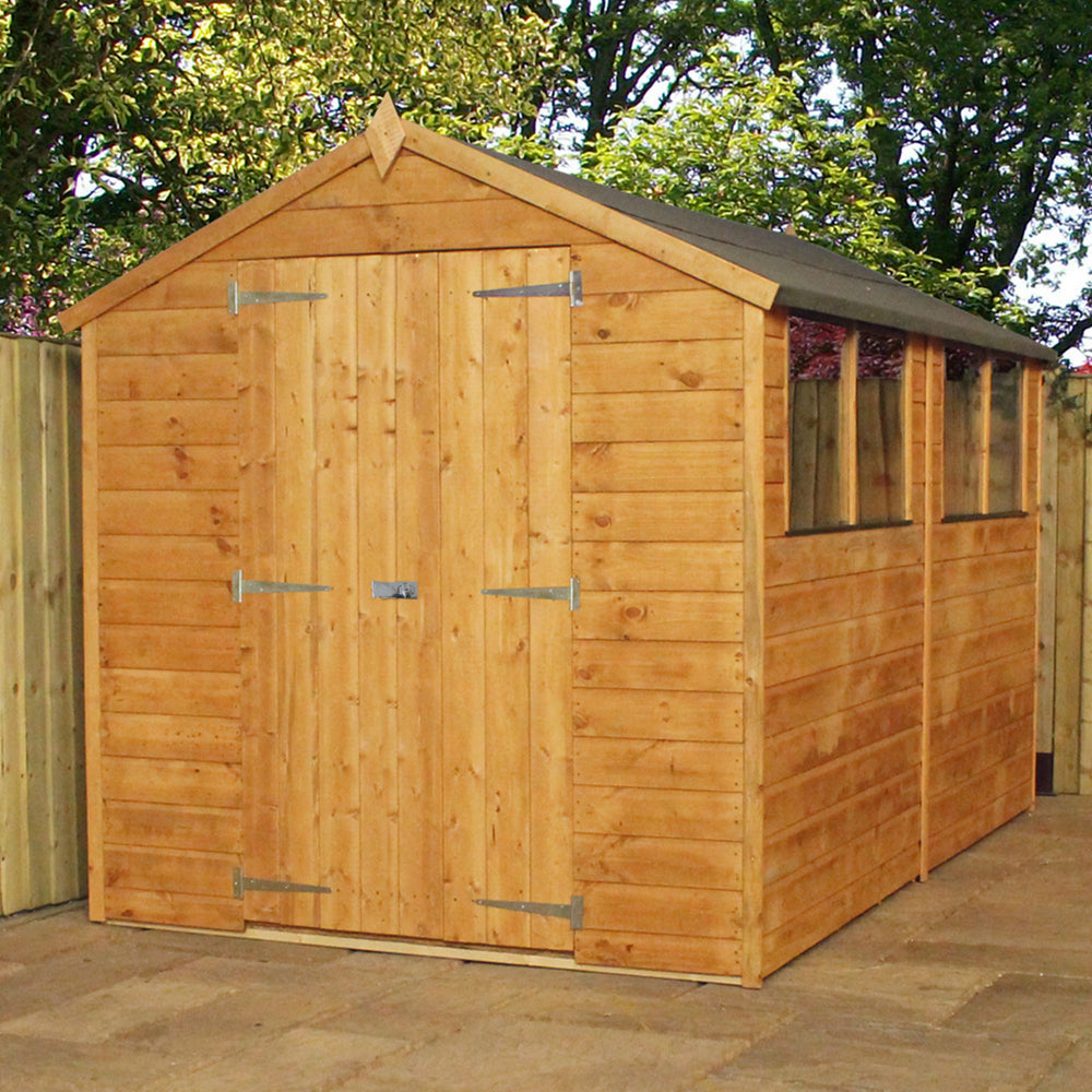 10x6 - Premium Workman Apex Shed