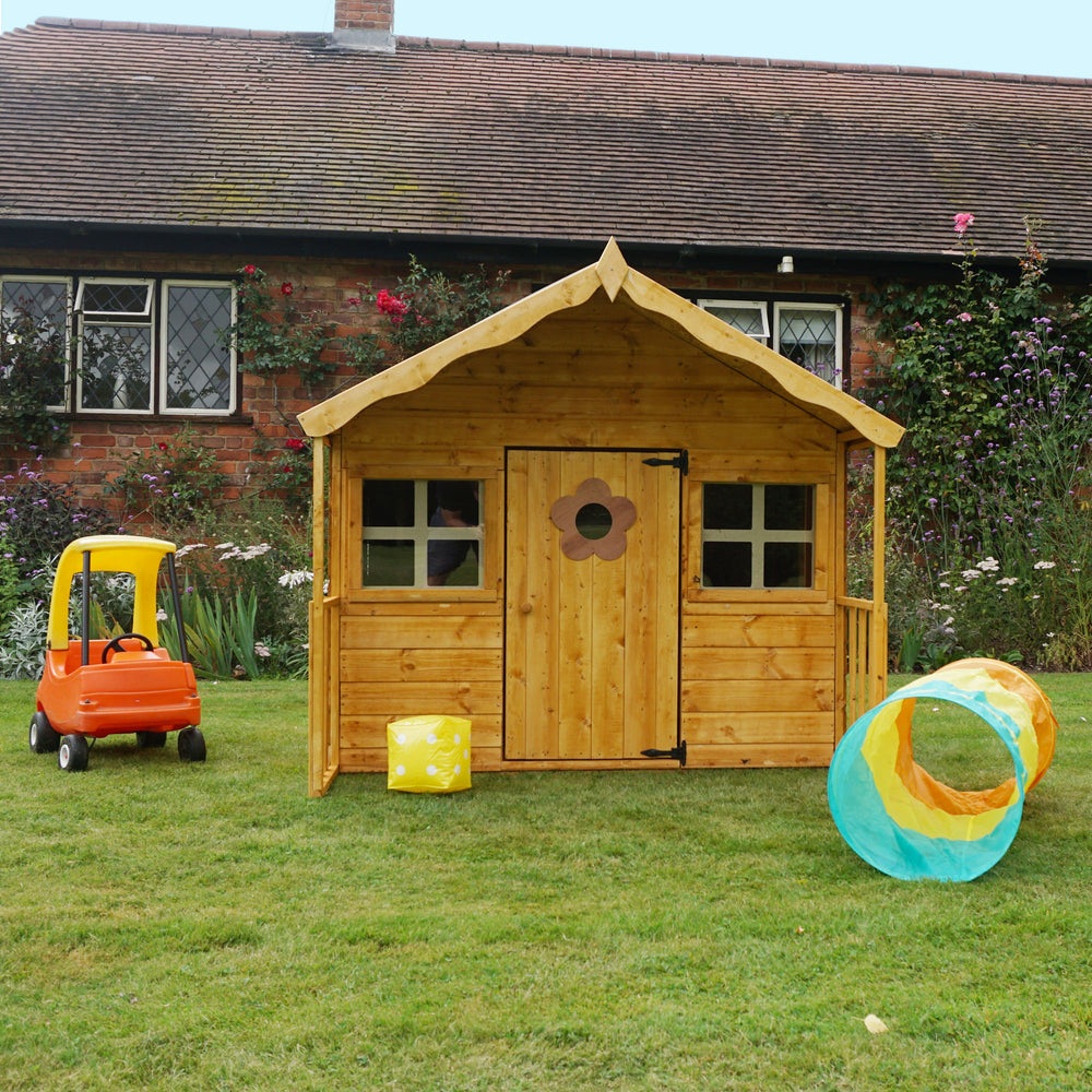 Honeysuckle Playhouse - Barewood Buildings