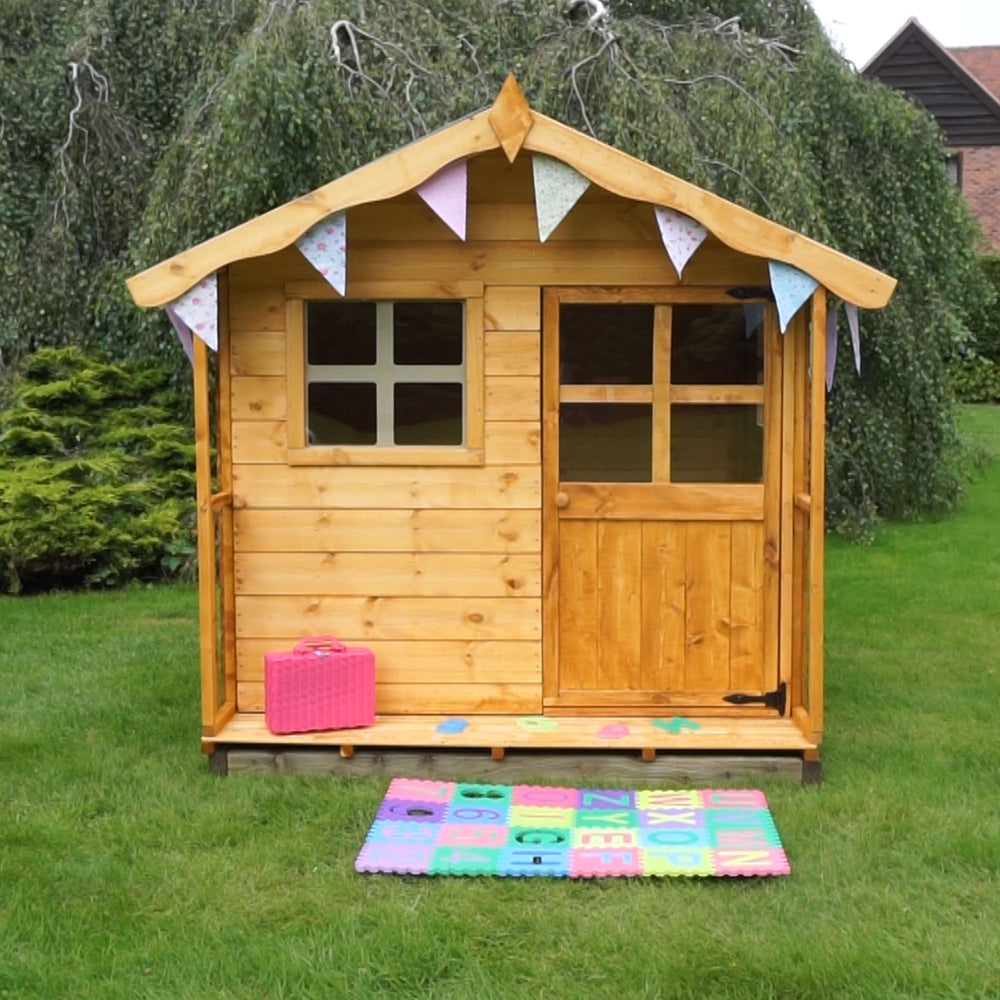 Poppy Playhouse - Barewood Buildings