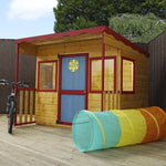 Pent Style Playhouse - Barewood Buildings