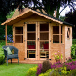 8x8 - Premium Traditional Summerhouse
