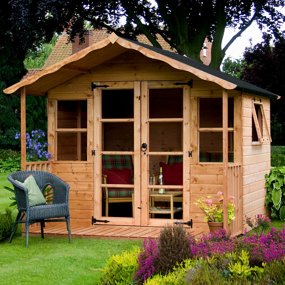 10x8 - Premium Traditional Summerhouse