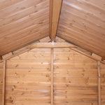 10x8 - Premium Traditional Summerhouse - Barewood Buildings