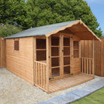 12x8 - Premium Traditional Summerhouse