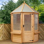 6x6 - Octagonal Summerhouse - Barewood Buildings