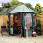 8x6 - Octagonal Summerhouse - Barewood Buildings