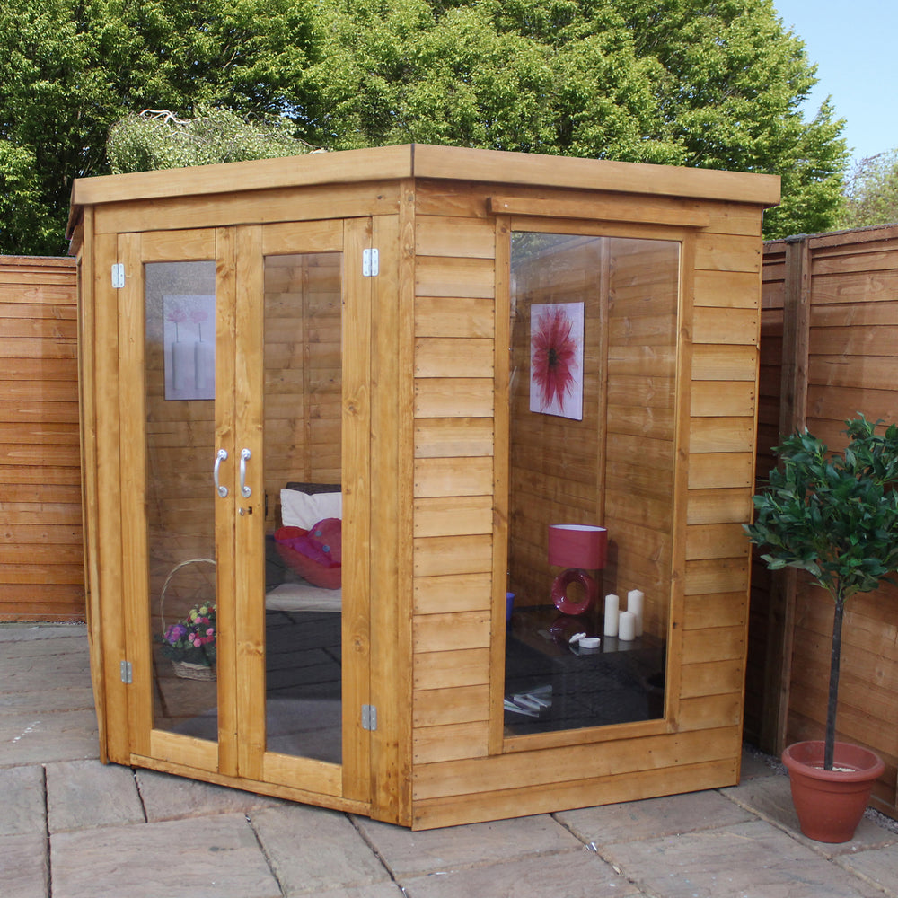 7x7 - Corner Summerhouse
