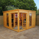 10x10 - Premium Pool House Garden Room