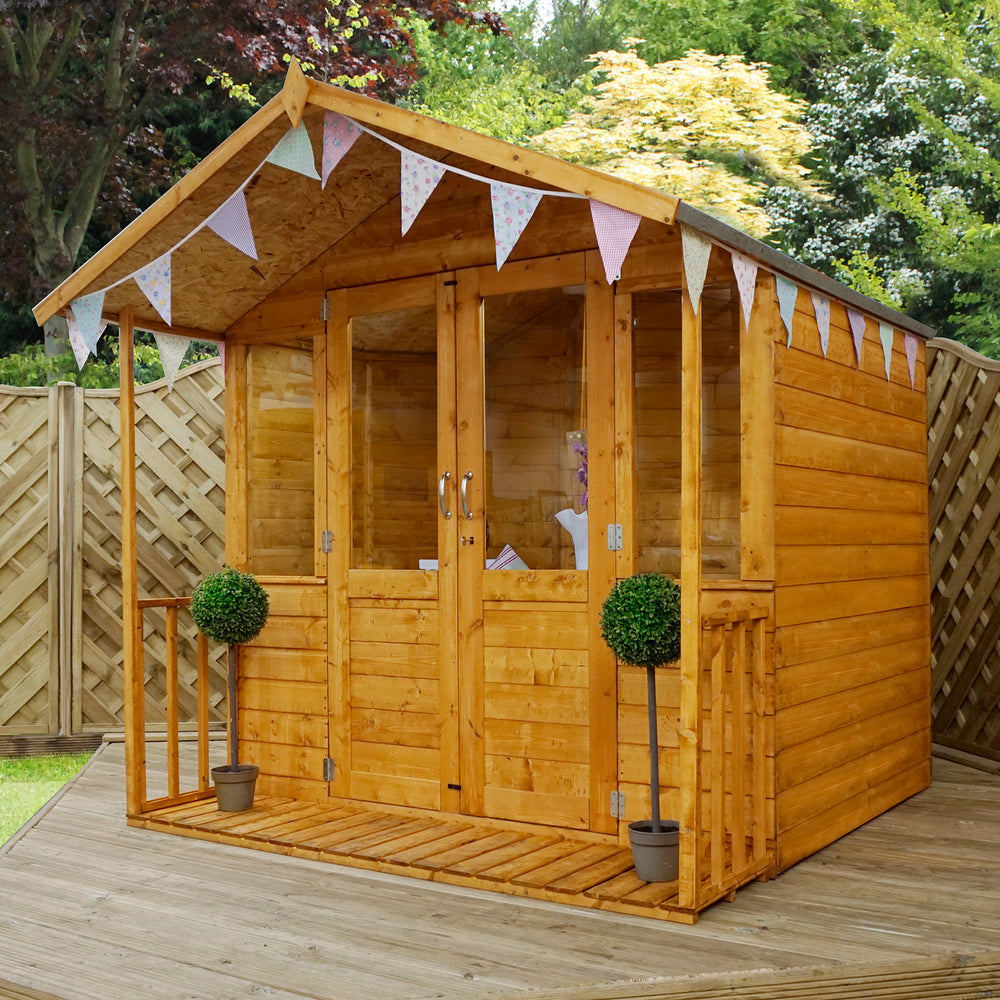 7x7 - Traditional Summerhouse