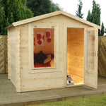Log Cabins Worcester 2.0m x 2.5m 19mm
