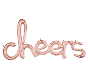 "40"" Cheers Foil Balloon"
