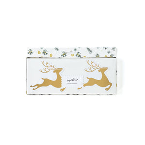 Holiday Deer Banner