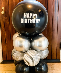 Custom Mini Balloon Column
