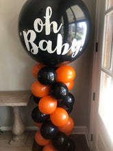 Custom Balloon Column
