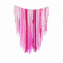 Pink Streamer Backdrop