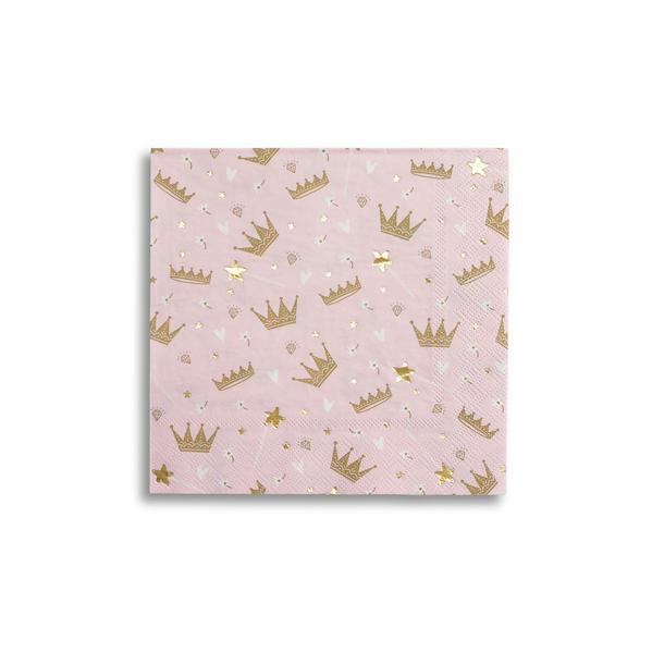 Pretty Princess Napkins