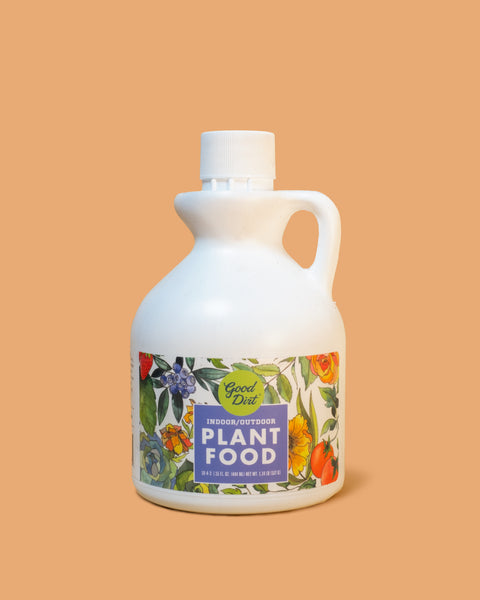 Buy Plant Food by Good Dirt at Tula Plants & Design.
