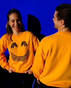 Tula Smile Sweatshirt