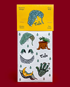 Tula Sticker Pack
