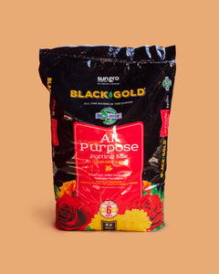 Black Gold All Purpose Potting Mix
