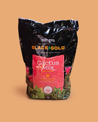 Black Gold Cactus Mix Potting Soil