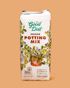 Good Dirt Indoor Potting Mix, 12qt.