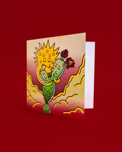 Sun-Kissed Greeting Card
