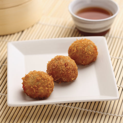 Ready to Cook Fried Cheesy Chicken Ball (6Pcs)