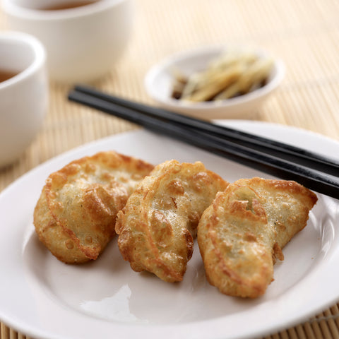Fried Chives Dumpling