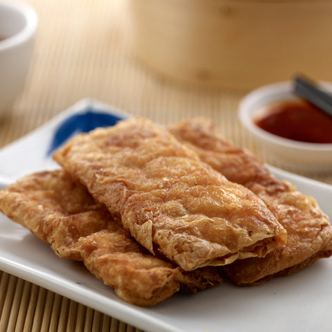Ready to Cook Fried Beancurd Skin Roll (6Pcs)