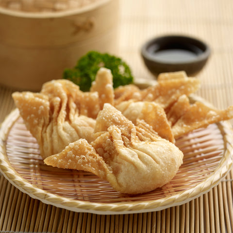 Fried Shrimp Dumpling