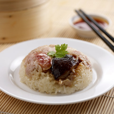 Glutinous Rice in Bowl