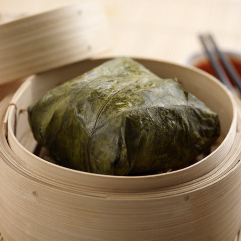 Ready to Cook Glutinous Rice in Lotus Leaf (5Pcs)