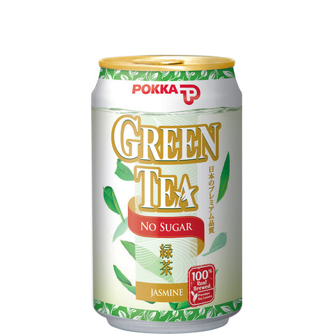 Pokka Green Tea (No Sugar)