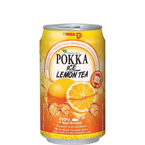 Pokka Lemon Tea