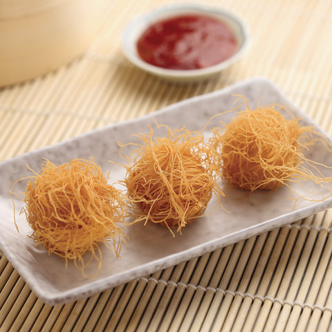Ready to Cook Crispy Filo Prawn Ball (6pcs)