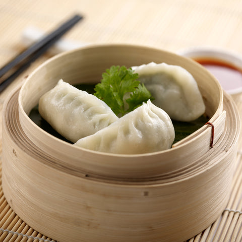 Steam Chives Dumpling