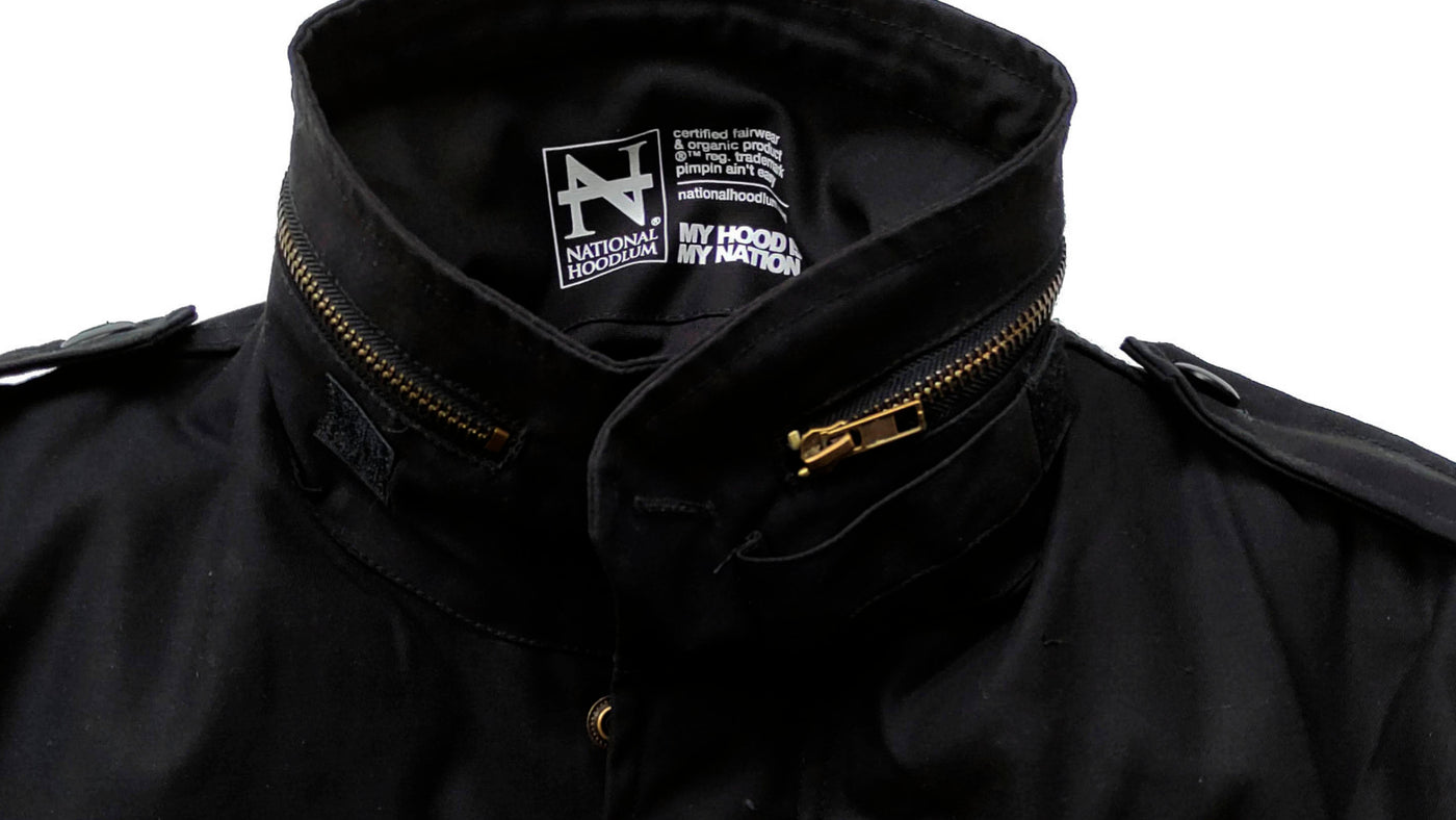 ALL TERRAIN HOOD JACKET RELEASE