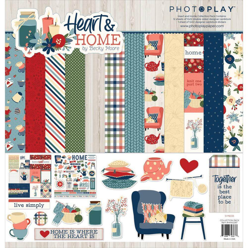 Heart & Home Collection Kit