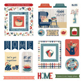 Heart & Home Ephemera by PhotoPlay Paper