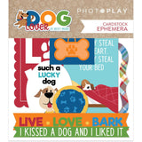 Dog Lover Ephemera Cardstock Die-Cuts