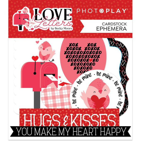 Love Letters Ephemera by PhotoPlay Paper