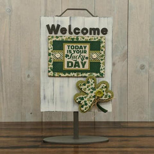 Welcome Sign - Welcome Clover