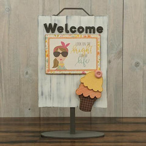 Welcome Sign - Welcome Ice Cream