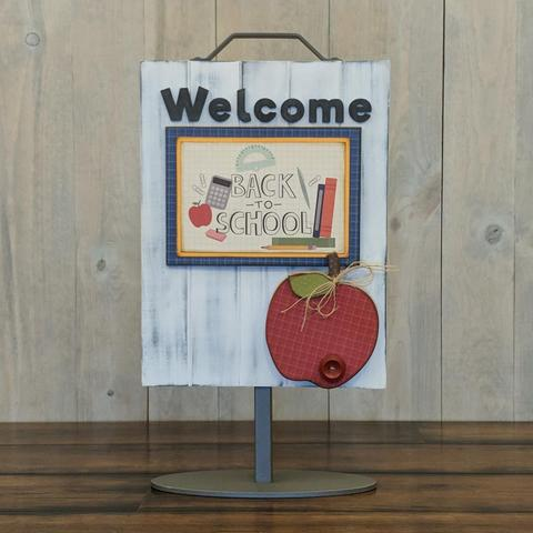 Welcome Sign - Welcome Apple