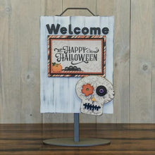 Welcome Sign - Welcome Skull